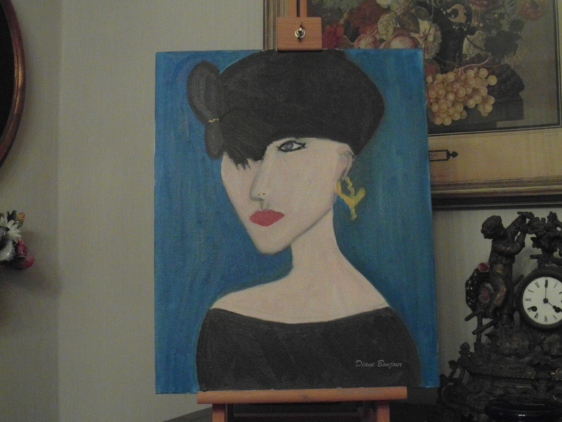 Woman in Black2