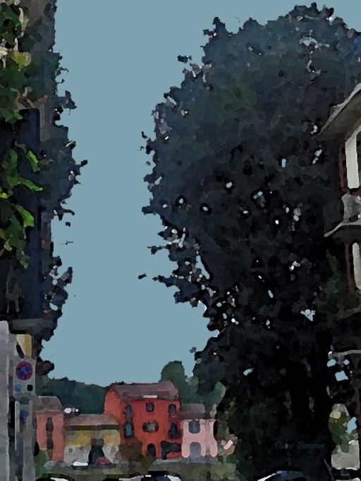 1Piccolo scorcio del Borgo